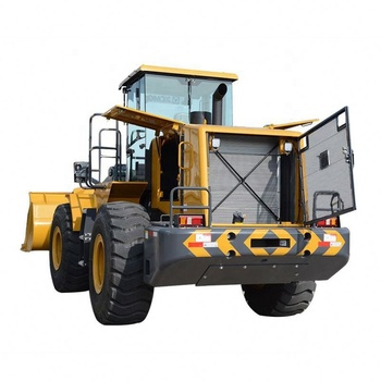 CE approval Lonking CDM856 Wheel Loader price for sale