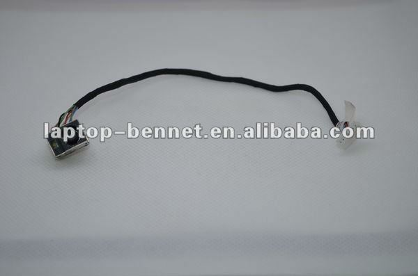 For HP Compaq CQ57 DC Power Jack P/N:350714L00-600