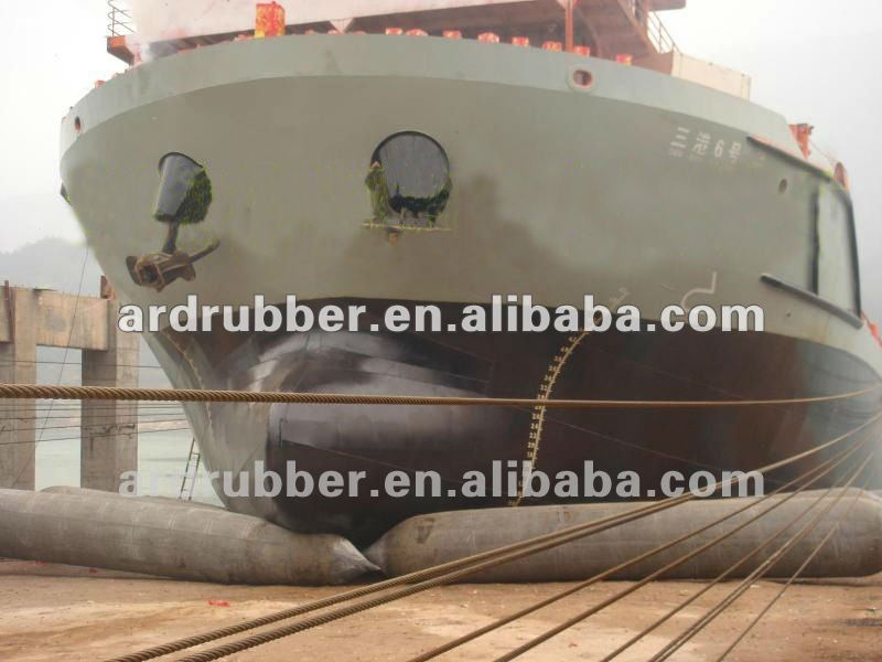 Marine lifting and loading Airbag