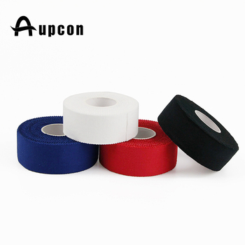 Aupcon non stretchable white hospital grade cotton fabric zigzag edge hand tearing for injuries first aid dressing
