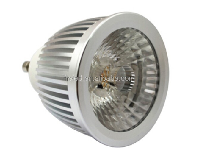 6w gu10 led 2700k dimmable cob gu10 led bulbs 110v 220v warm white cool white led mr16 spotlight. Black Bedroom Furniture Sets. Home Design Ideas