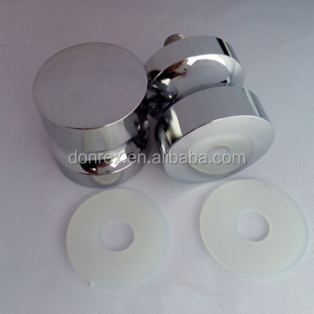 aluminum shower room sliding mirror door handles