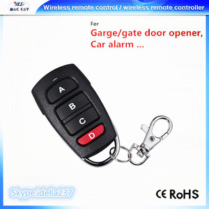 Universal Wireless Key Chain Car Remote Code grabber with 433mhz