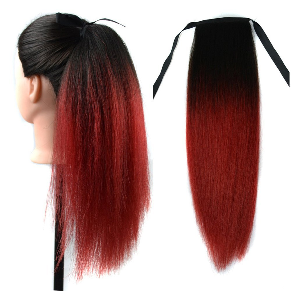 Buy Deniya Human Hair Clip In Ponytail Hair Extensions Real Hair