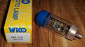 CZA/CZB - 120V 500W T-10 G17q Base Projector Lamp Light Bulb
