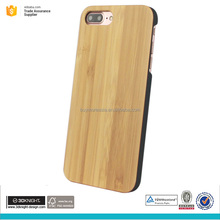 Bamboo phone case cover for iphone 7plus