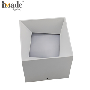IP44 Flood SMD 220v 10W surface mount led downlight box