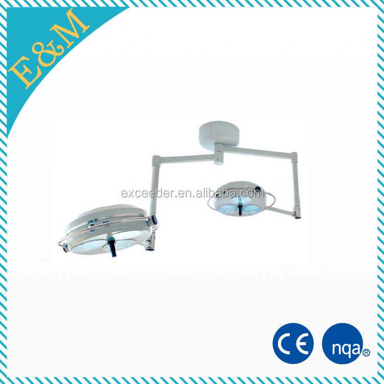 CE medical operating room lamp with camera system
