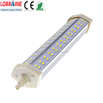 Bonlux r7s j118 led dimmable 30w double ended j type r7s for Led r7s 78mm 20w