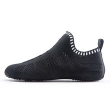 ONEMIX/Новинка 2020 года; Женская домашняя обувь с быстросохнущей сеткой; Женская повседневная обувь для йоги; Тапочки; Дышащие носки; Светильник...(Китай)