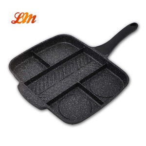 New Die-Casting Ceramic Coating Non-Stick Frying Pan