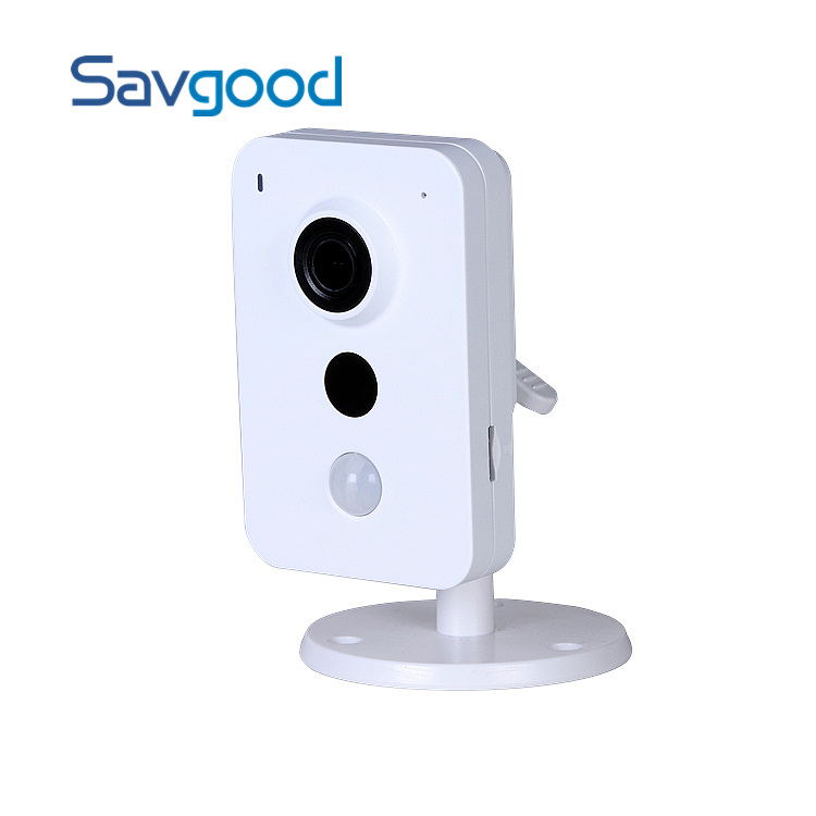 3MP dahua K series ip cube camera poe plastic casing support Micro SD card 128GB IPC-K35A