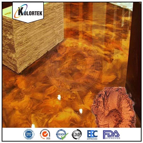 Wholesale Metallic Epoxy Resin Pigment Powder,Epoxy Paint