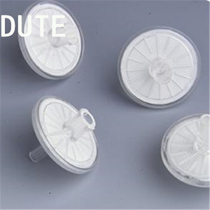 PP / PES / PVDF / PTFE Syringe Filter For Lab Solution Sample