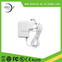 ac dc adapter 5v 9v 500ma wall charger for battery pack