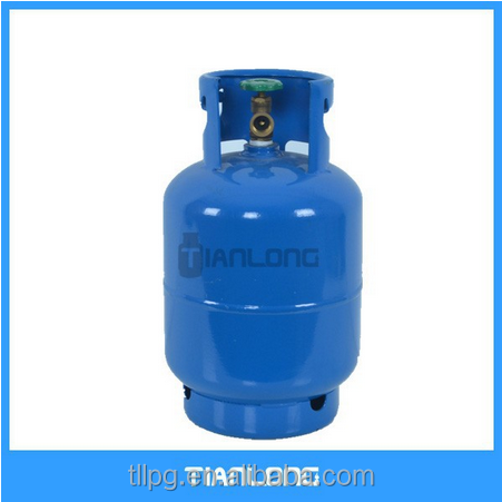 10kg empty storage lpg gas cylinder/welded cylinder for cooking