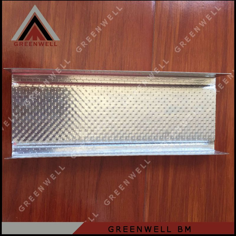 Cheap price steel canal galvanized steel u channel