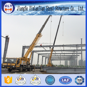 China supplier methods of construction steel warehouse with saving time and money