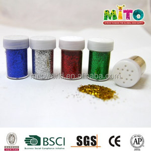 art and craft glitter powder for wholesale