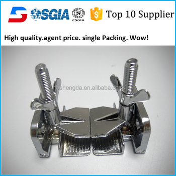 1e011214 2 pcs Butterfly Frame Hinge Clamp /DIY Tool Silk Screen Printing Hobby  Printer