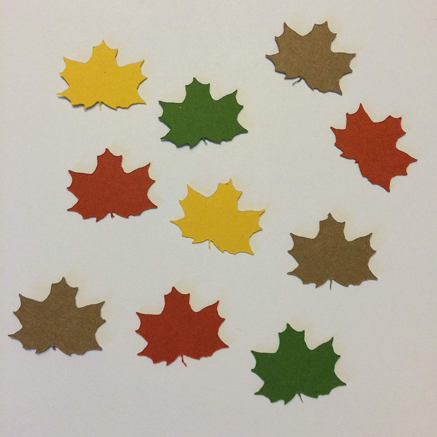 1in Confetti Set, Maple Leaf Cut Outs, Fall Decorations, Autumn Decorations, Thanksgiving Party Supplies, Thanksgiving Party Supplies, Halloween Decorations, Rustic Confetti, Maple Leaf Decorations