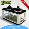 Hot selling reptile breeding cage for tortoise keeping and display