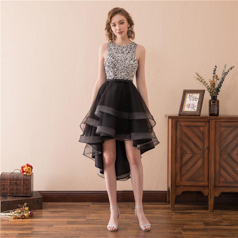 eb12ed528d5 Кружева ласточкин хвост бабочка свадебное платье кружева короткое вечернее платье  короткое переднее длинное назад короткий рукав
