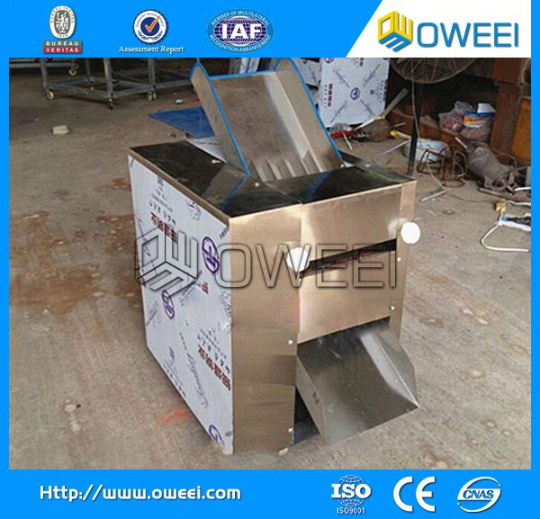 High efficiency Superior quality chilli stem cutting machine