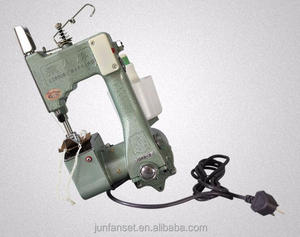 GK9-2 portable bag closing machine bag sewing machine used for industry