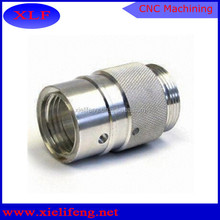 stainless steel tube machining,precision stainless steel turning service ,CNC milling parts