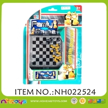 educational toy mini die cast chess game for kids and adults