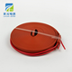 Customized 3m Thermal Tape Heating Flexible Silicone Strip Tube Heater Belt