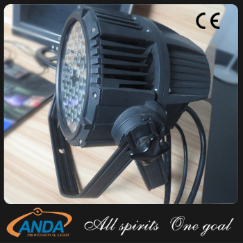 54*3W outdoor LED 3in1 waterproofing Par can Light