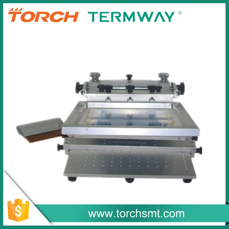 TORCH T4030 manual smt Printer Desk Solder Paste Printer