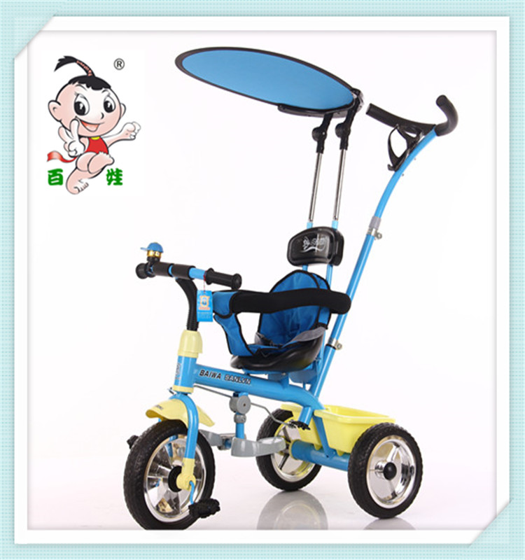 2016 hot salenew fashion baby bike 4 in 1with thickened sponge cushion with best quality for 1-5years old