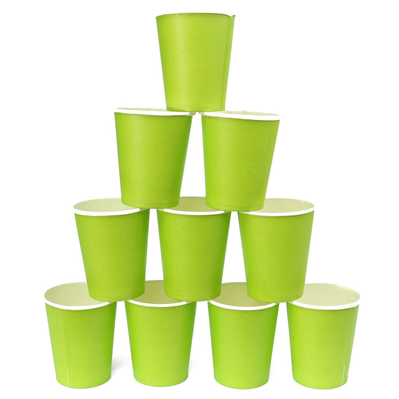 Paper candy cups