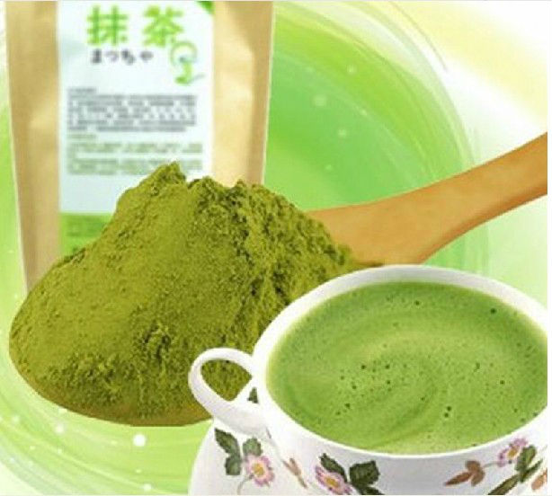 Matcha Green Tea,Tea Powder,Raw Material for Ice Tea