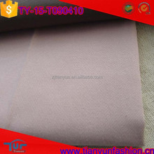 customized polyester cotton twill stretch thick canvas fabric for leisure cloth