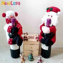 2016 font b Christmas b font Snowman font b Santa b font Claus Gift font b