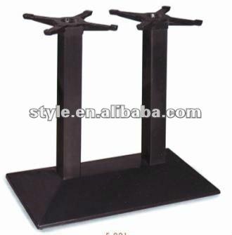 Two Table Leg- Table Base F-021