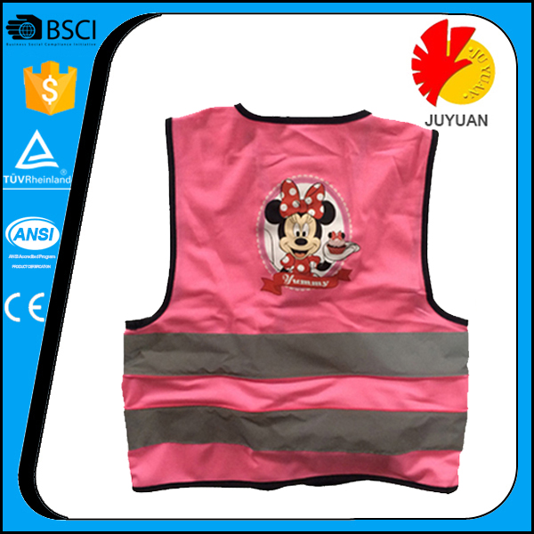 Hi Vis hot sales safety clothes kids