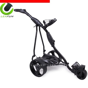 Brand New Electric Golf Trolleys With 2 Years Warranty For More Than 2  times 36 Holes  Power LINIX Motor
