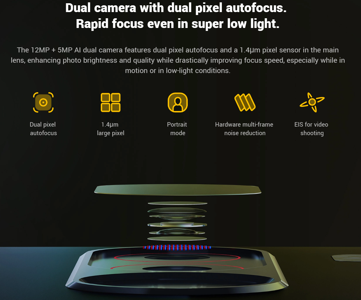 Xiaomi Pocophone F1 Global Version Snapdragon 845 Dual Sim Mobile Phone  6 18