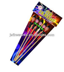 Bottle Rocket Firework