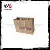 Customized craft paper shopping bag with low price