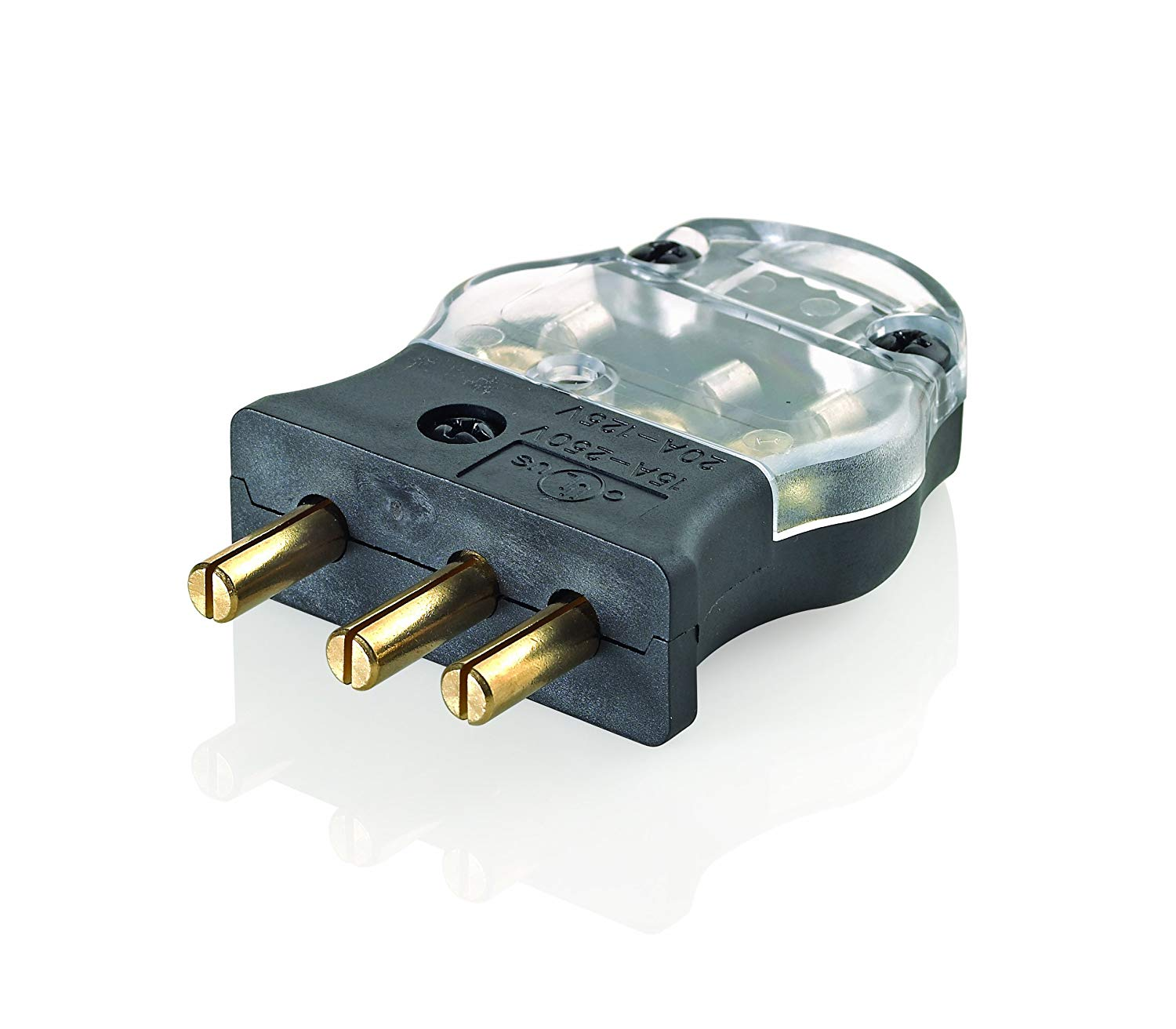 Cheap Wire For 20 Amp Find Deals On Line At Alibabacom Shop Cooper Wiring Devices 20amp 250volt Black 3wire Grounding Plug Get Quotations Leviton 20mc Cl 125 Volt 2 Pole 3