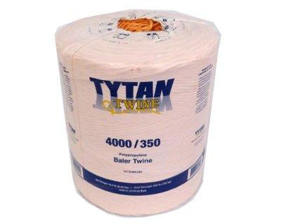 Tytan International 350 Baler Twine, Orange