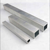 Q345 Galvanized square hollow section zinc coated 40g square fence tube size 25x25