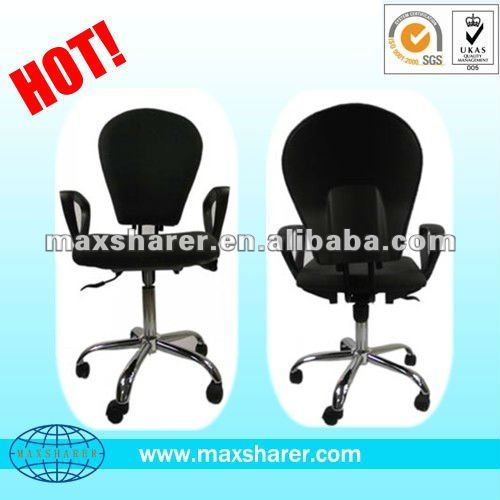 ESD fabric chair with armrest, for EPA