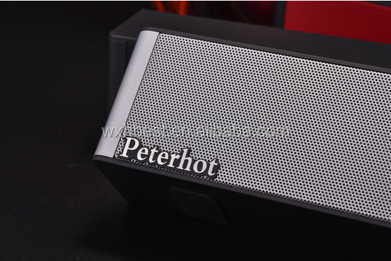 High Quality Wholesale PTH-2000 BT Speaker LED Display Clock PTH-2000 Wireless BT Speaker Support TF Card/FM Radio